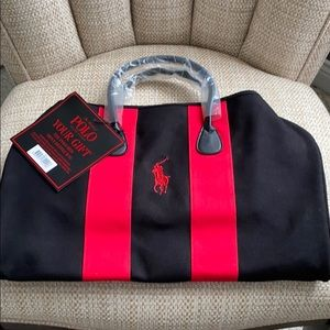 Polo Ralph Lauren Shoulder Luggage Overnight bag
